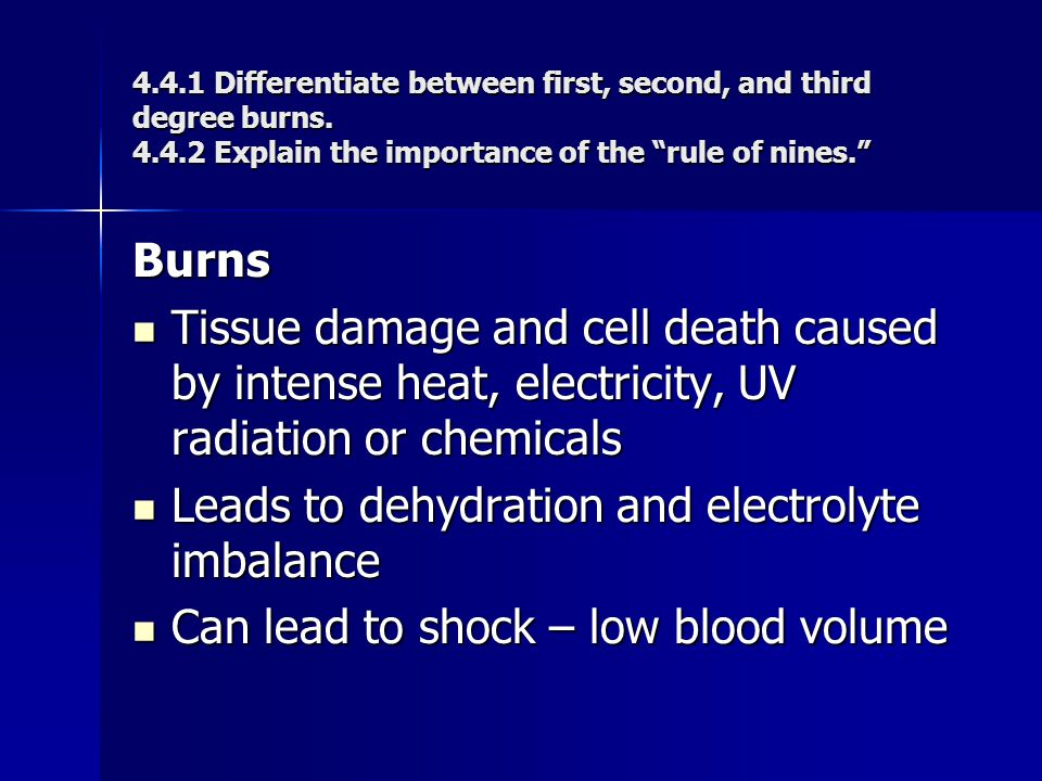 Leads to dehydration and electrolyte imbalance