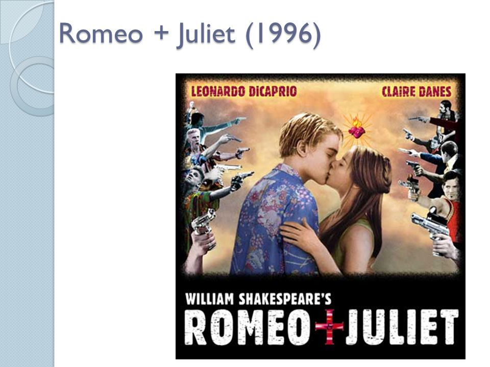 Romeo + Juliet (1996) DVD: 38:07-42:26; 43:10-44:26; 45:15-47:40