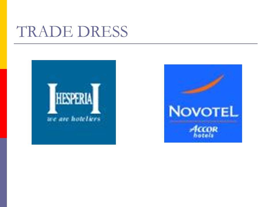 TRADE DRESS