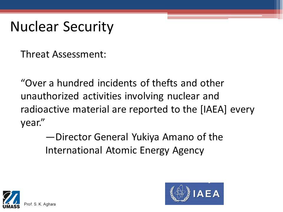 Nuclear Security