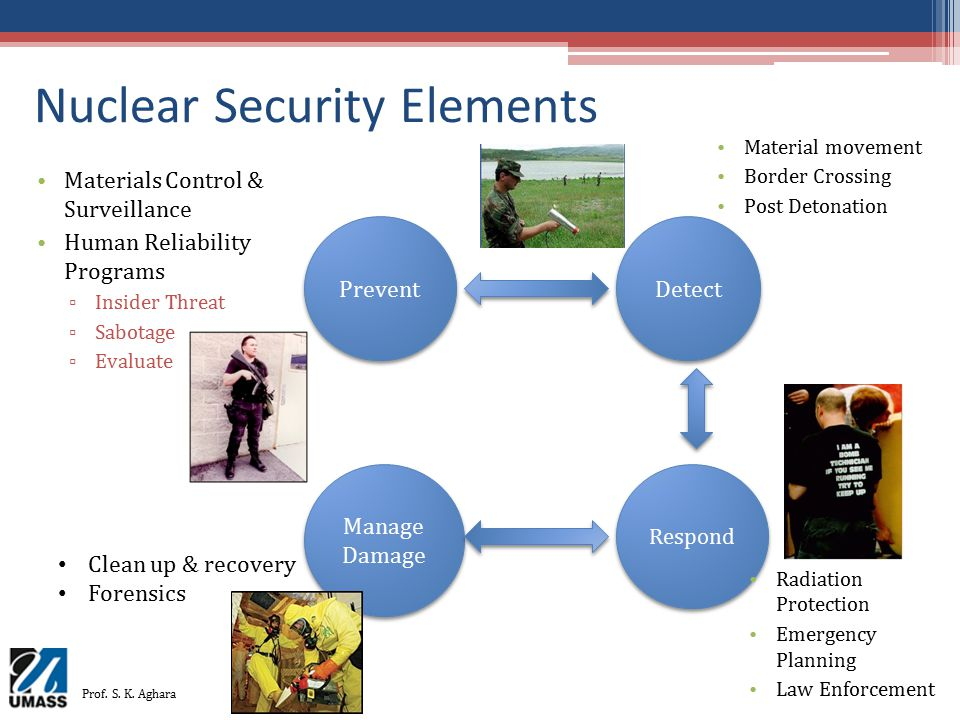Nuclear Security Elements