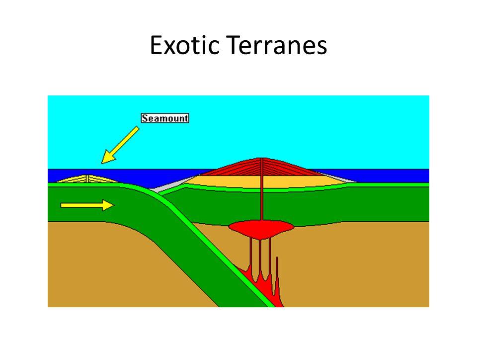 Exotic Terranes