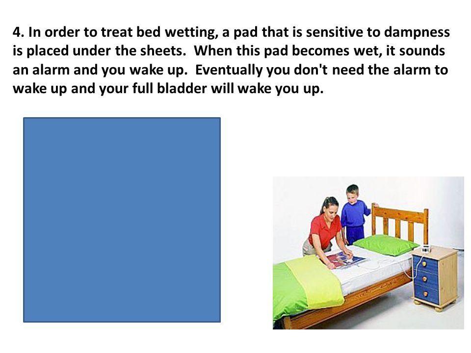 US- alarm UR- wake up CS- full bladder CR- wake up