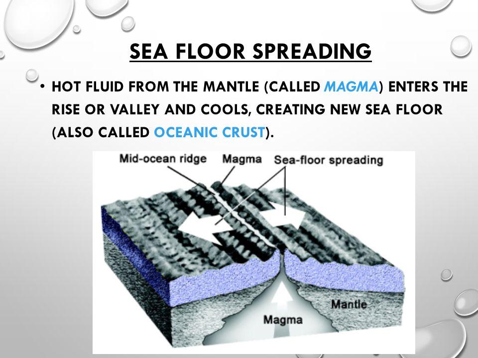 Sea Floor Spreading