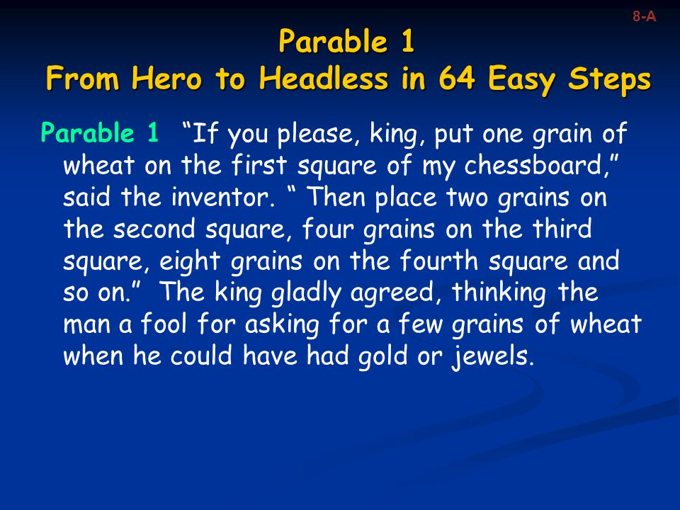 From Hero to Headless in 64 Easy Steps