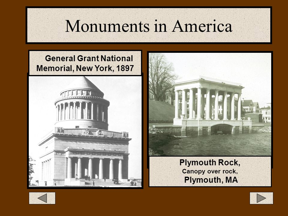 General Grant National Memorial, New York, 1897