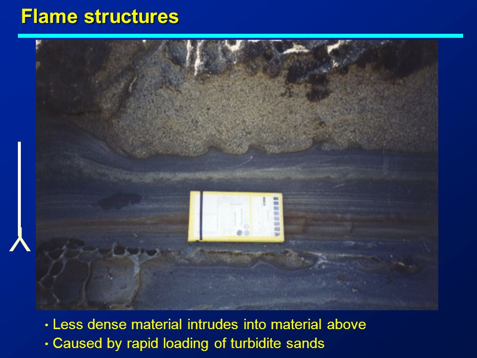 Y Flame structures Less dense material intrudes into material above