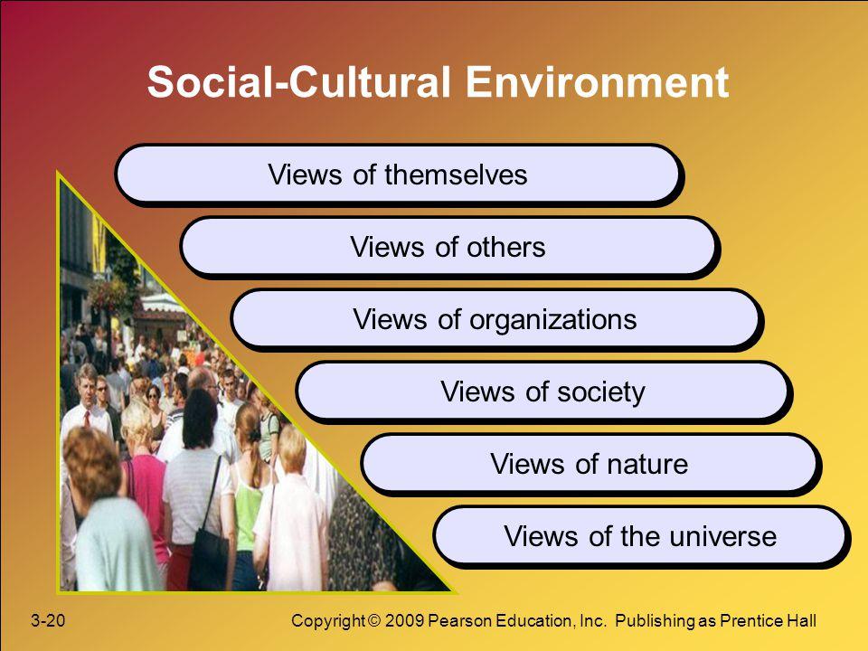Social-Cultural Environment
