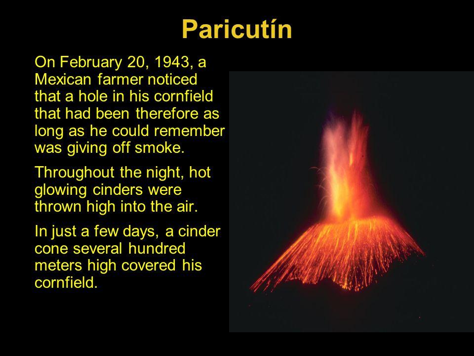 Paricutín