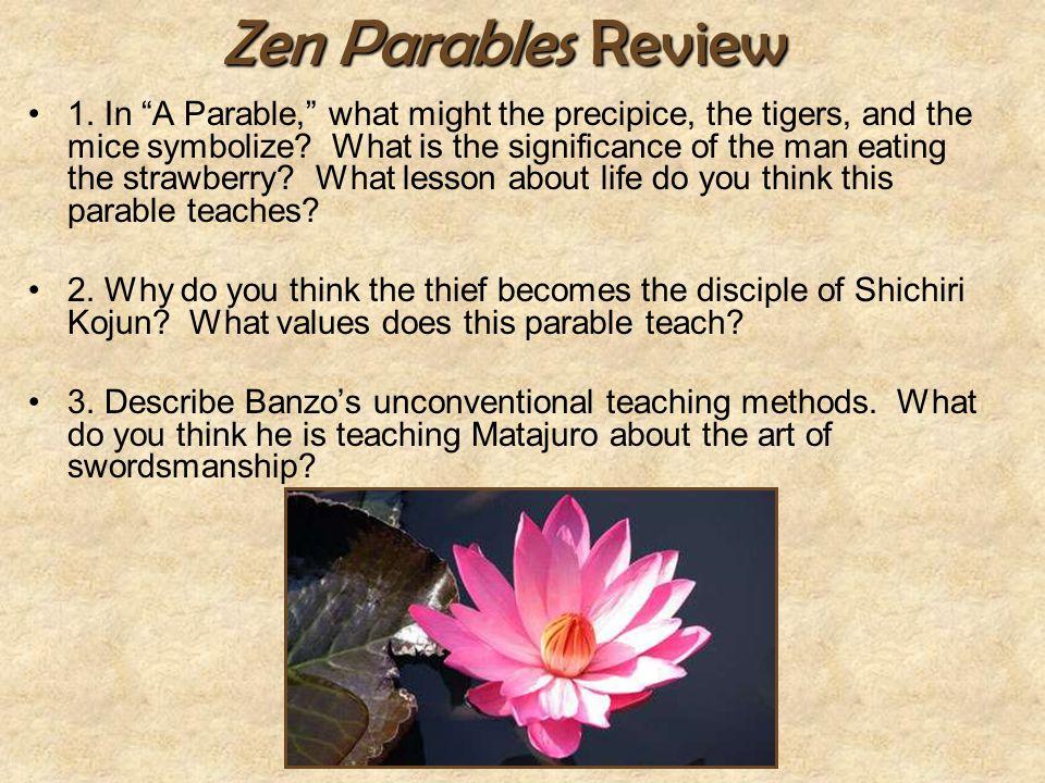 Zen Parables Review