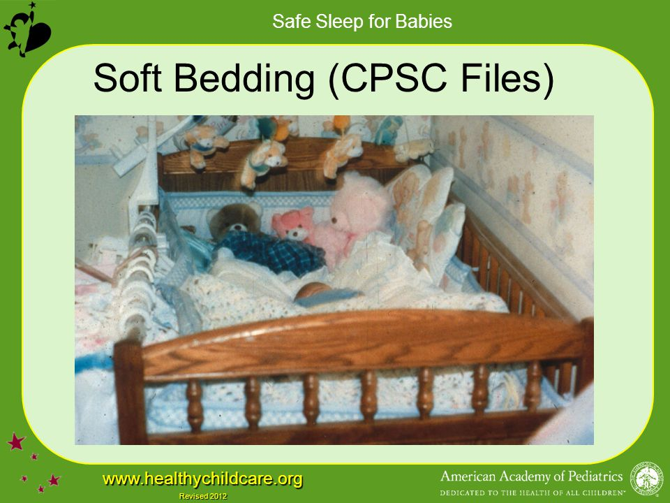 Soft Bedding (CPSC Files)