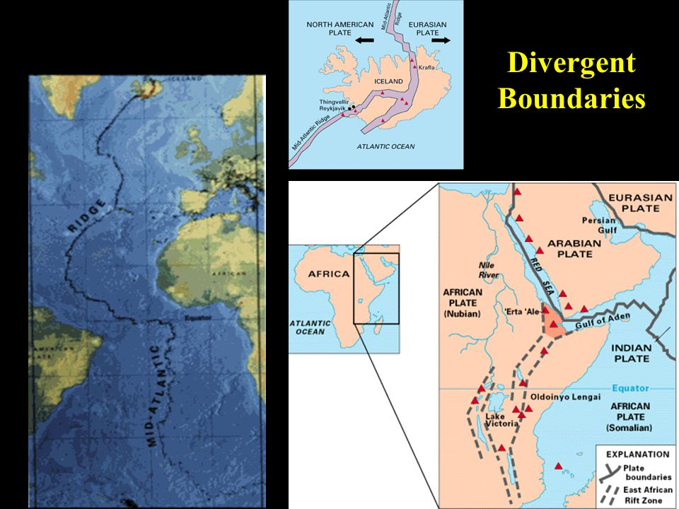 Divergent Boundaries Conservative