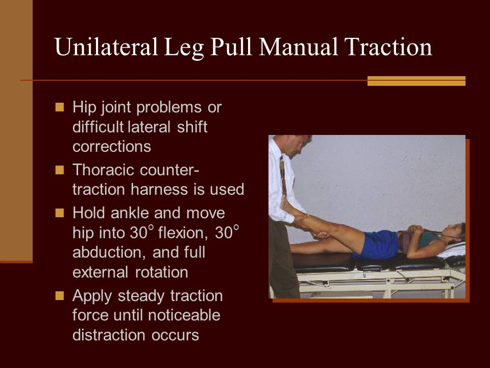 spinal traction jennifer doherty-restrepo  atc  lat
