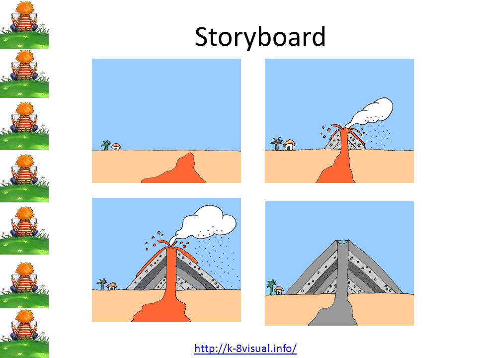 Storyboard http://k-8visual.info/