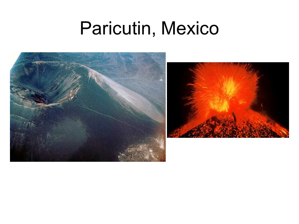 Chapter 6 Section 2 Types Of Volcanoes Ppt Download