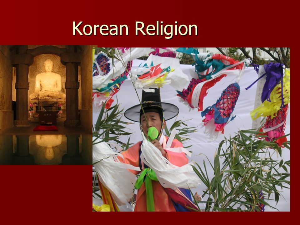 Korean Religion