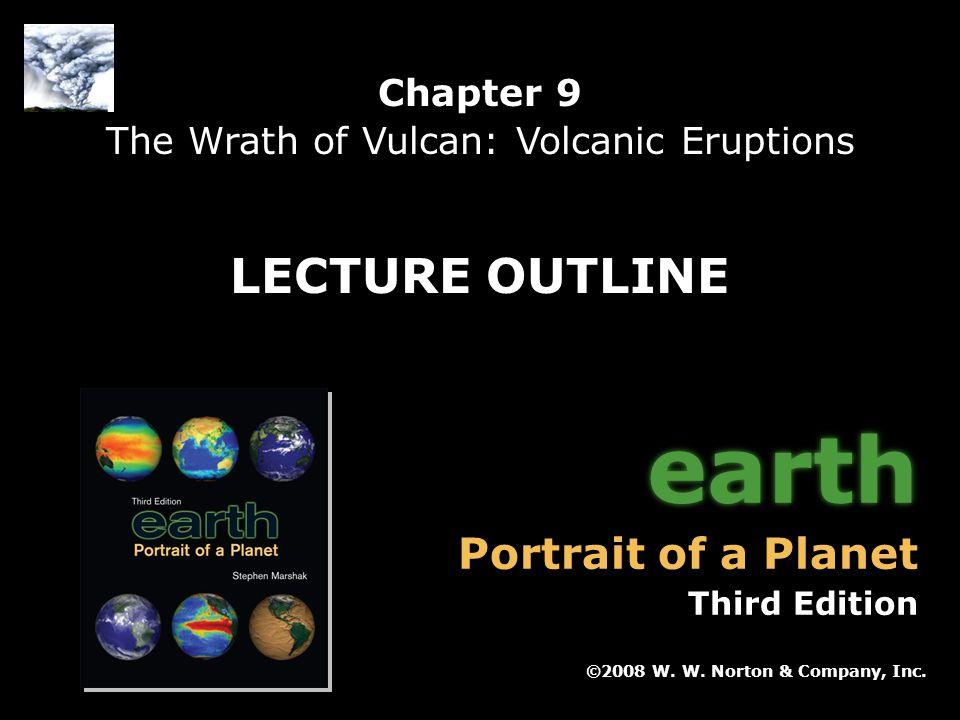 The Wrath of Vulcan: Volcanic Eruptions