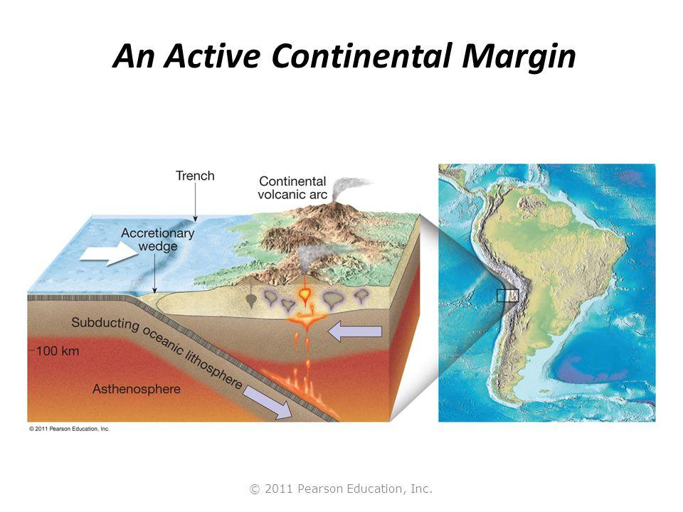 An Active Continental Margin