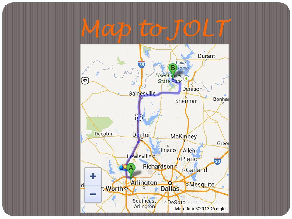 Map to JOLT