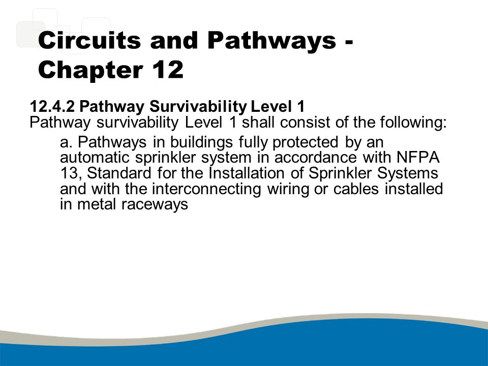 Circuits and Pathways - Chapter 12