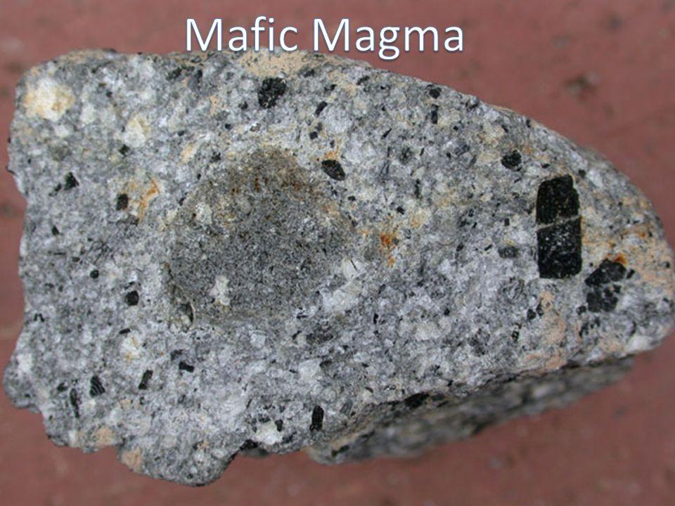 Mafic Magma