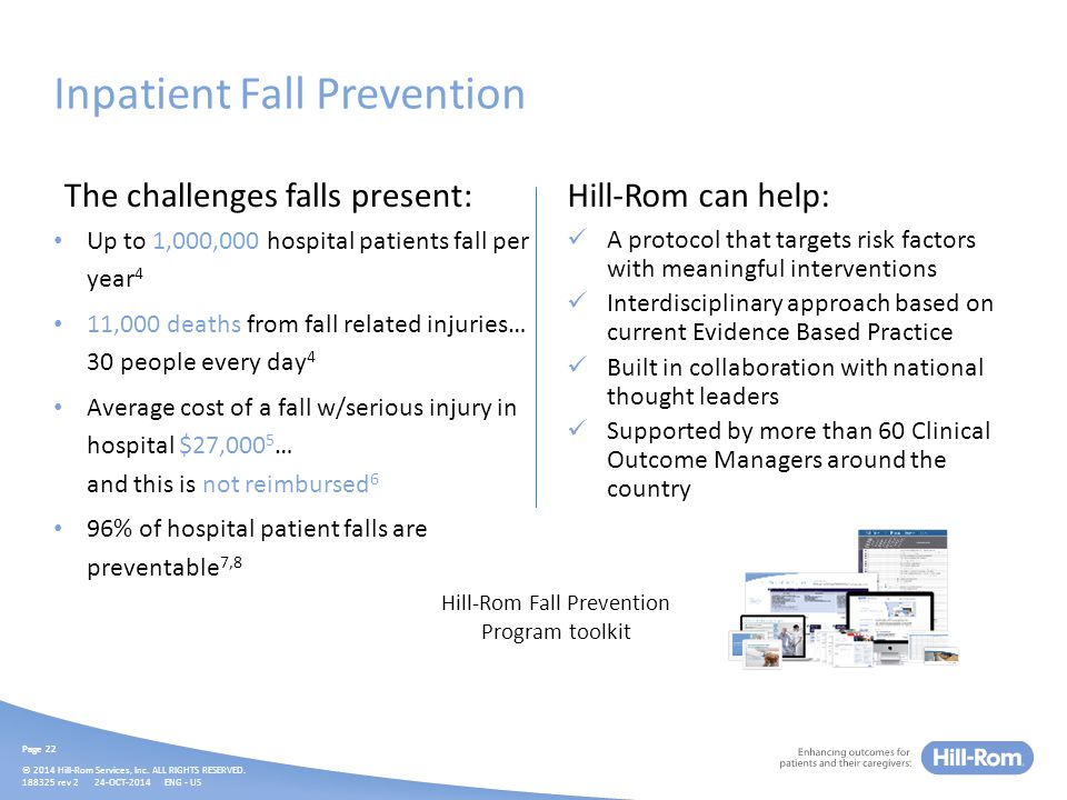Fall Prevention Program Toolkit Resources