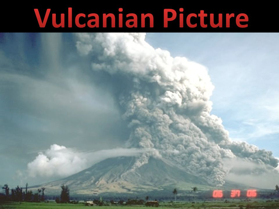 Vulcanian Picture