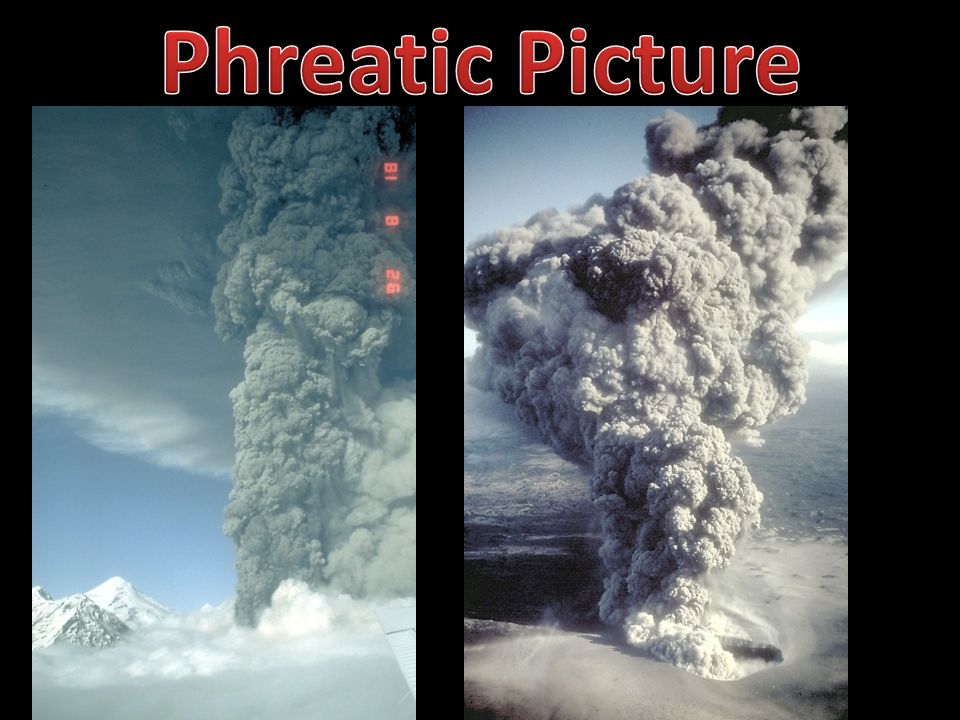 Phreatic Picture