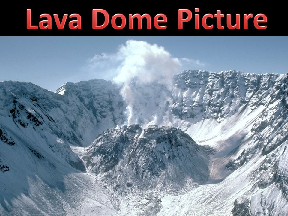 Lava Dome Picture