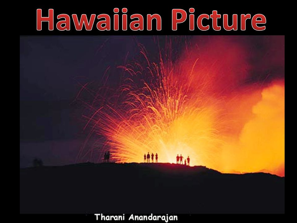 Hawaiian Picture