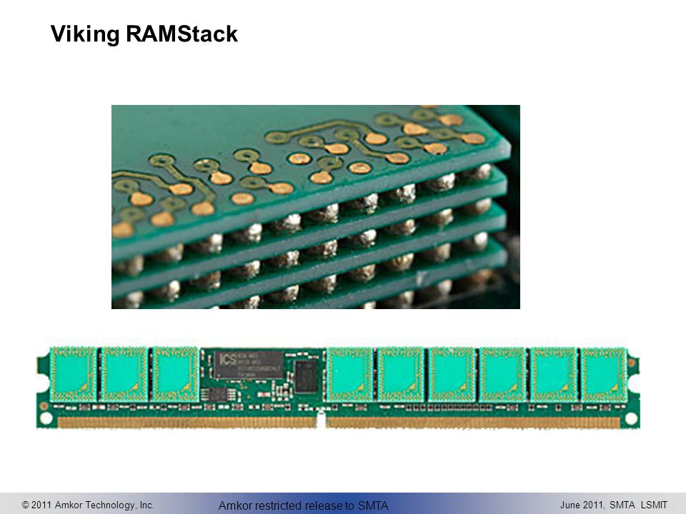 Viking RAMStack