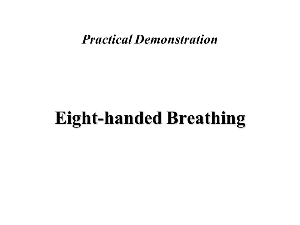 Practical Demonstration