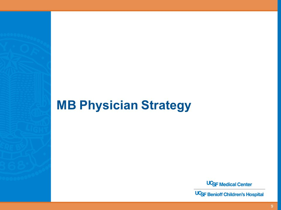 MB Physician Strategy