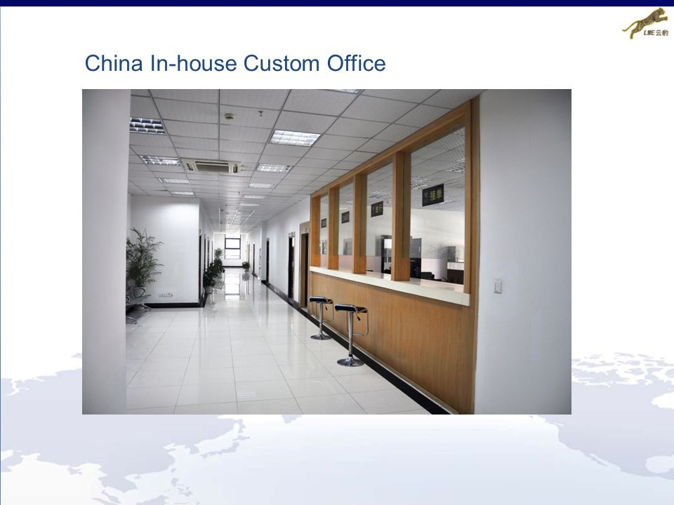 China In-house Custom Office