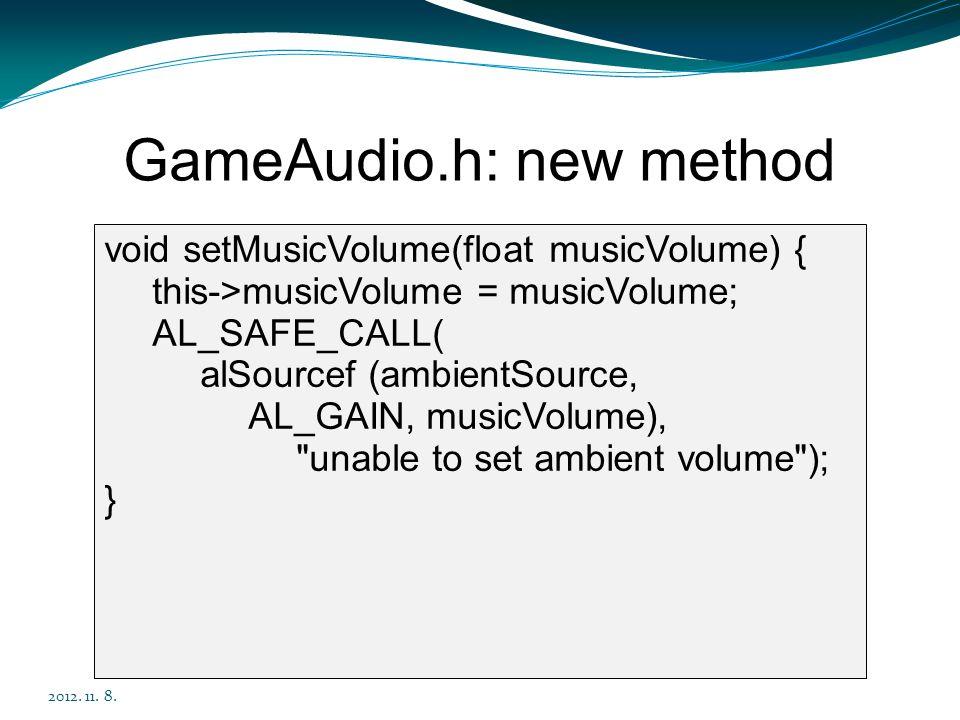 GameAudio.h: new method