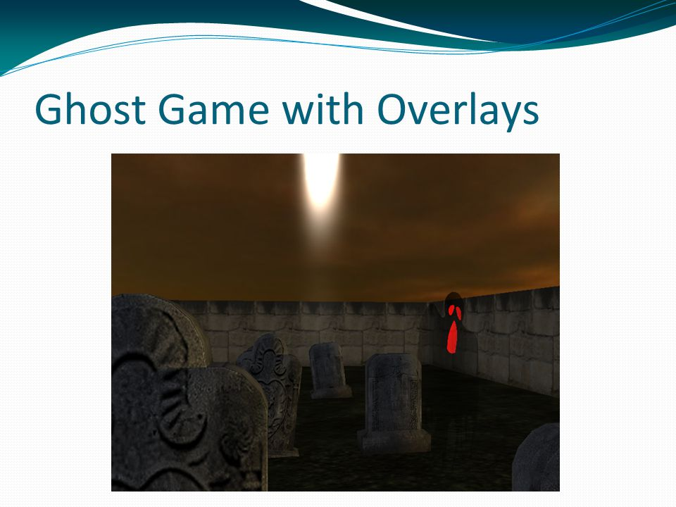 Ghost Game with Overlays