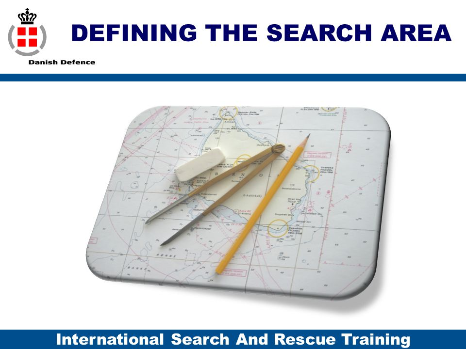 DEFINING THE SEARCH AREA