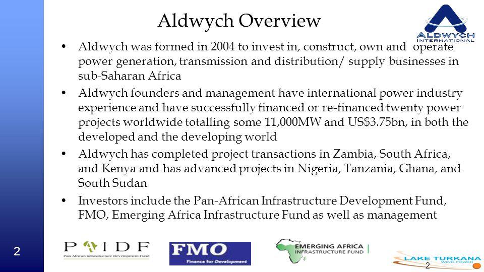Aldwych Overview