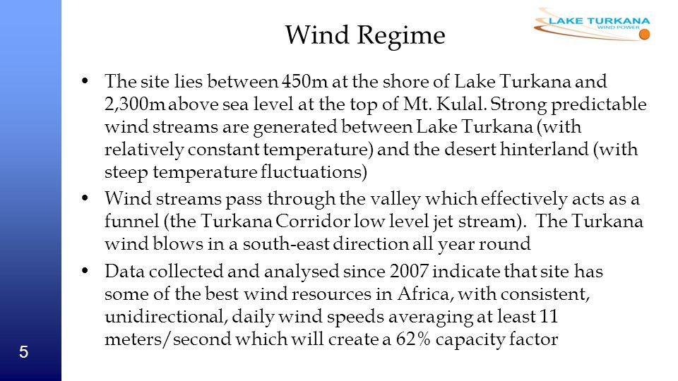 Wind Regime