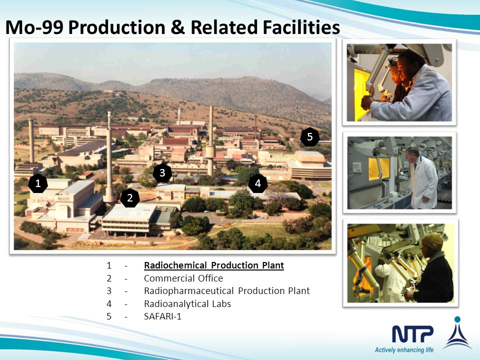 Mo-99 Production & Related Facilities