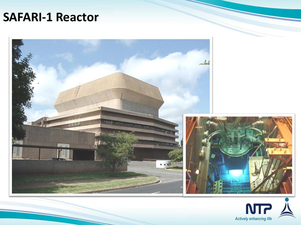 SAFARI-1 Reactor SAFARI-1 Nuclear Reactor