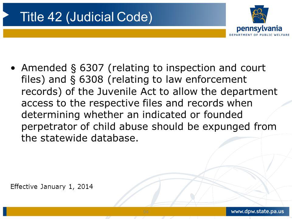 Title 42 (Judicial Code)