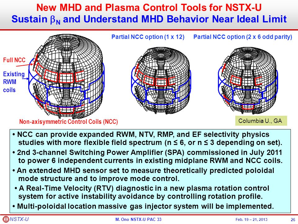 New MHD and Plasma Control Tools for NSTX-U Sustain N and Understand MHD Behavior Near Ideal Limit