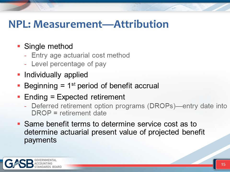 NPL: Measurement—Attribution