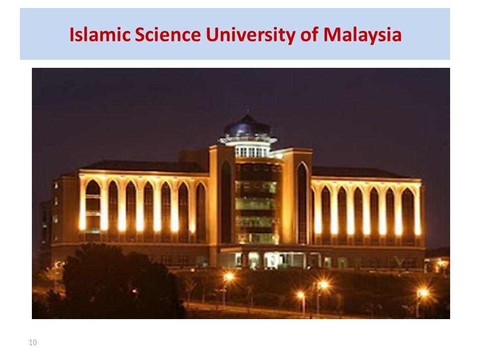 Islamic Science University of Malaysia