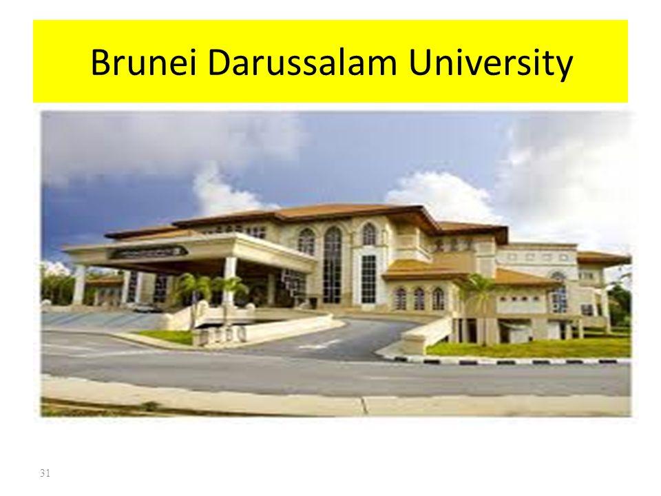 Brunei Darussalam University