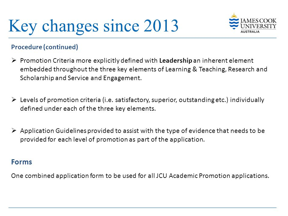 2014 Academic Promotions Presentation To Academic Staff - Ppt Download