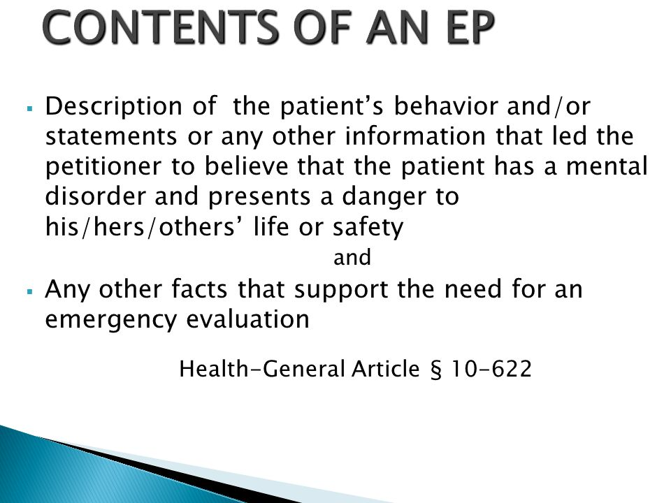 Health-General Article § 10-622