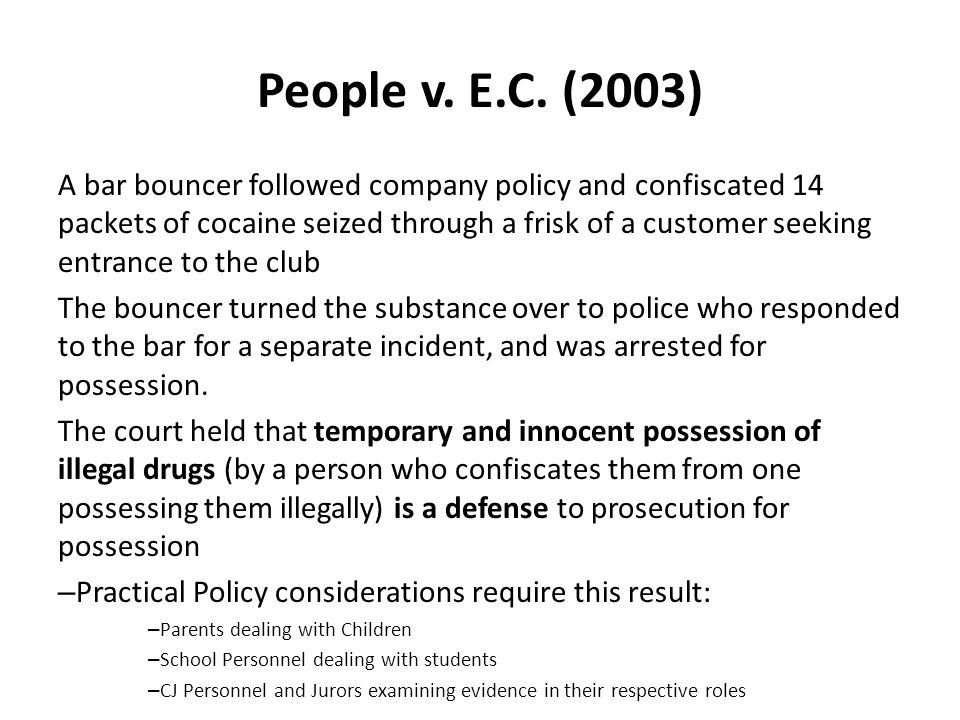 People v. E.C. (2003)