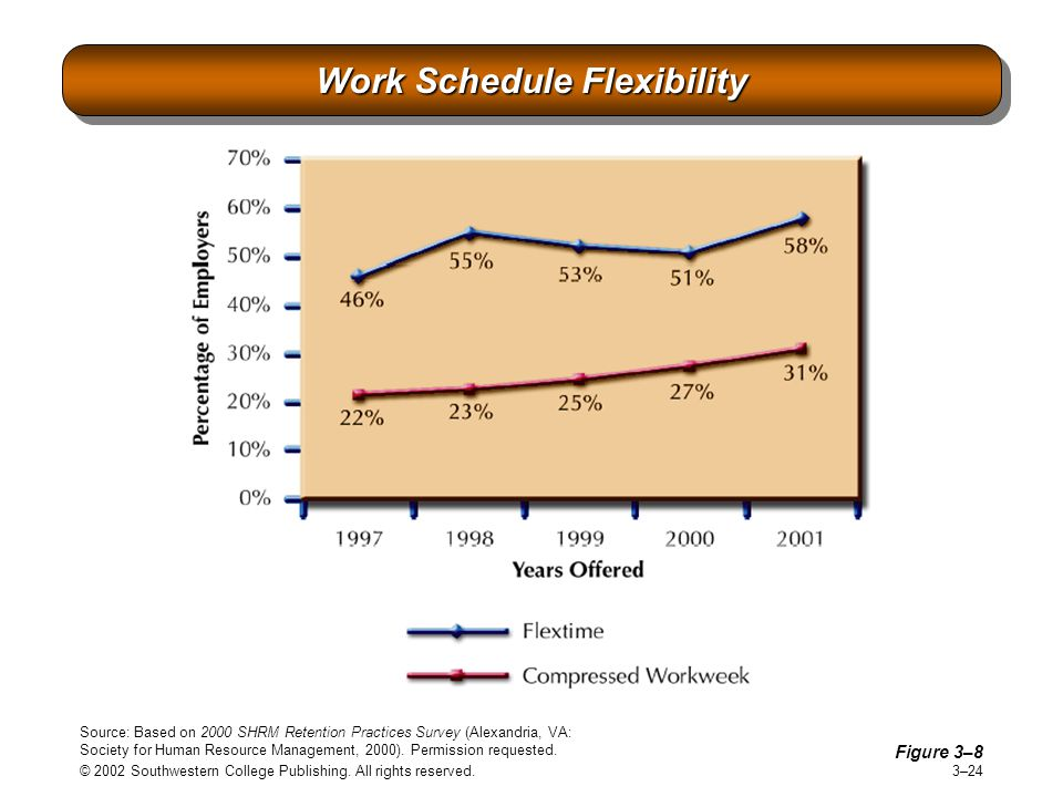 Work Schedule Flexibility